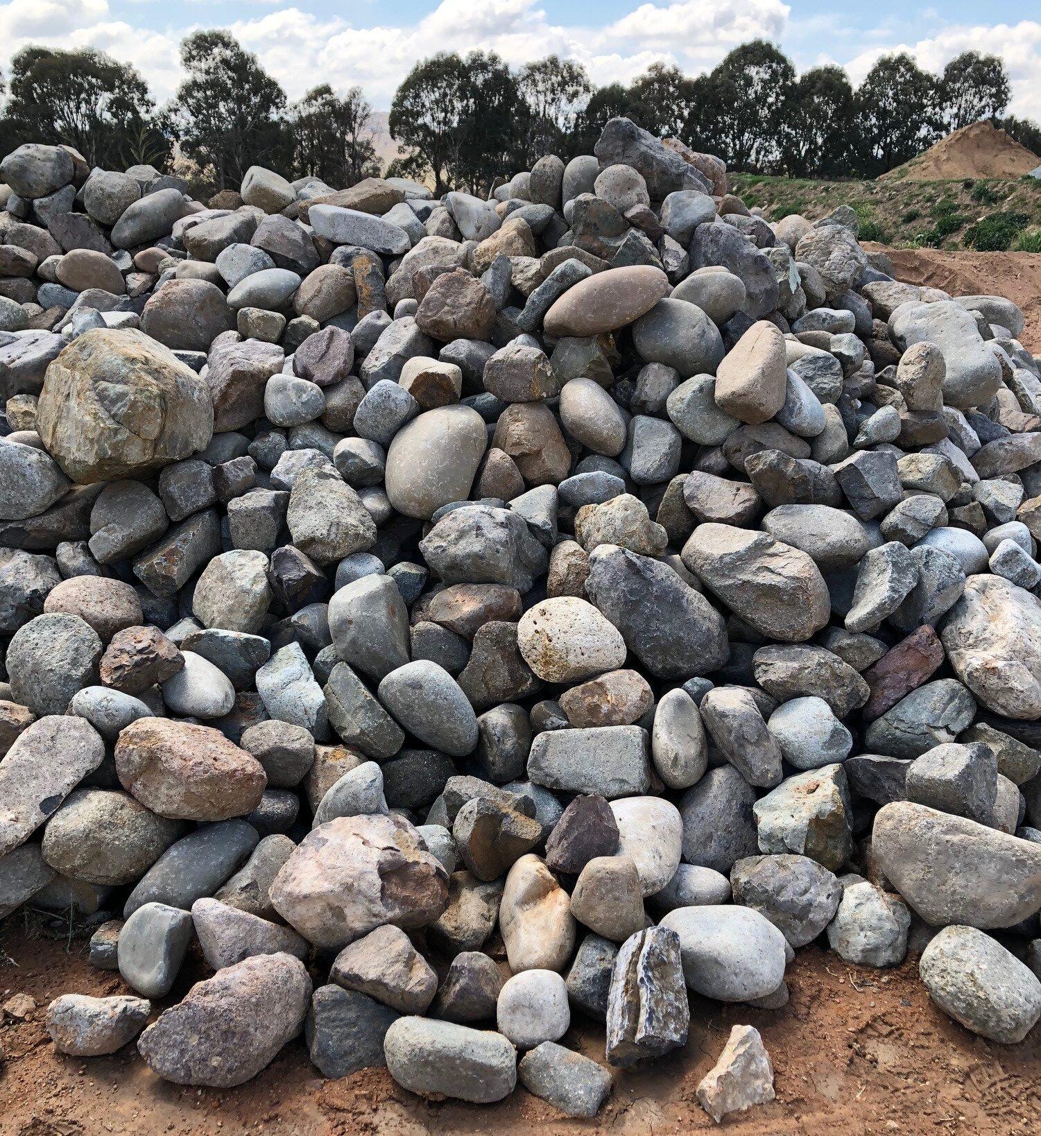 Tharwa Sands Ornamental River Stone #1